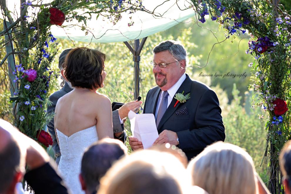 Louise & Doug - wedding - 11