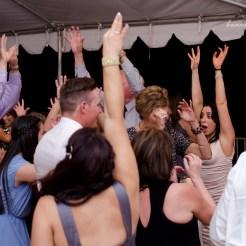 Lopez Moryl Wedding - dancing shout