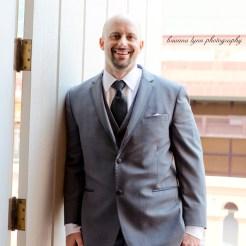 Lopez Moryl Wedding - groom prior