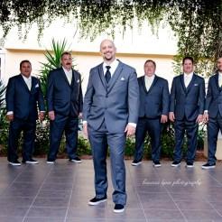 Lopez Moryl Wedding - groomsmen