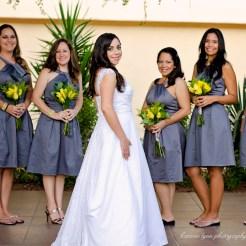 Lopez Moryl Wedding - maids