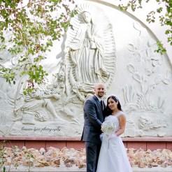 Lopez Moryl Wedding - outside Mary