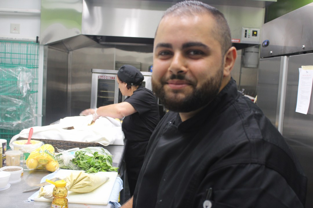 Milwaukee chef Michael Wahhab, Brim Cafe and Catering
