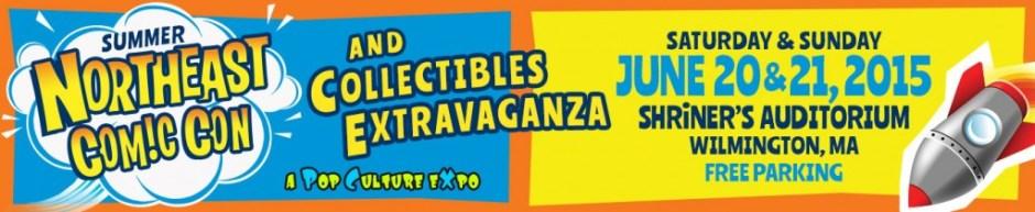Northeast Comic Con & Collectibles Extravaganza, A Pop Culture Expo