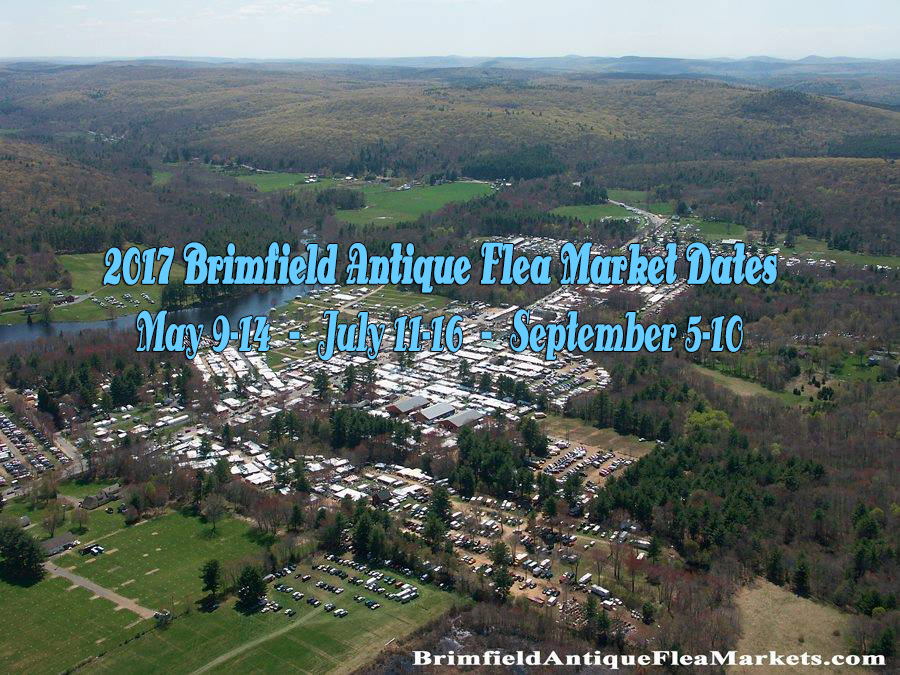 Brimfield Flea Markets 2017