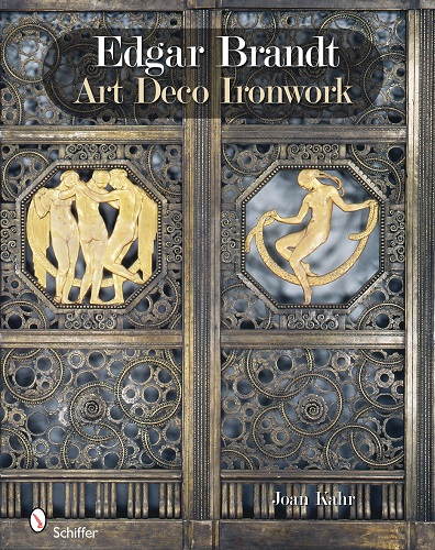 Edgar Brandt Art Deco Ironwork