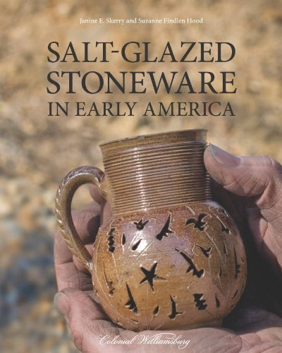 Salt-glazed Stoneware in Early America