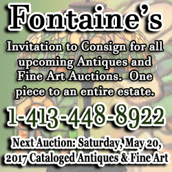 Fontaines Auction and  Antiques Store