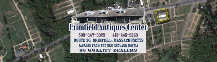 Brimfield Antiques Center