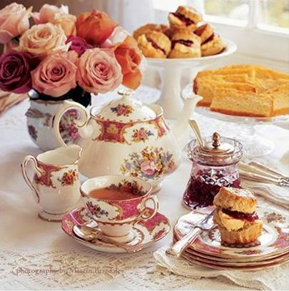 Image result for victorian tea party