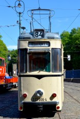 Berlin Car at Crich Tramway