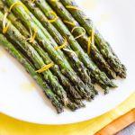 Grilled Asparagus with Citrus Vinaigrette