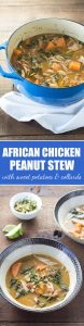 African Chicken Peanut Stew