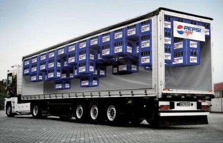 Pepsi... light!