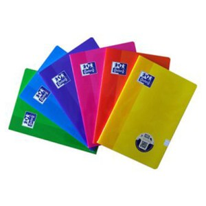 Caderno agrafado A4 Open Flex - Oxford