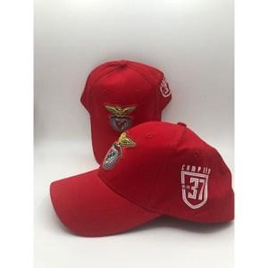 Boné Vermelho SLB Campeão