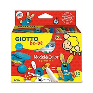 Pack Be-Bé Friends ( marcadores ) - Giotto