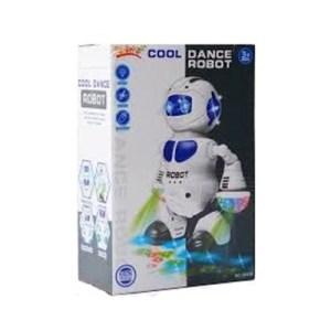 Brinquedo Robot - Luz e sons