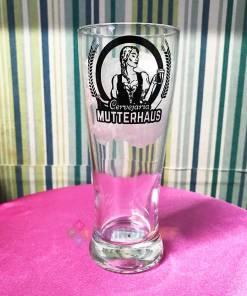 Copo de Vidro Lager Cervejaria Mutterhaus