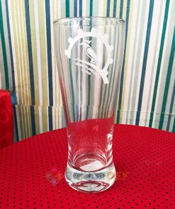 Copo de Cerveja de Vidro Lager Personalizado 300ml 1