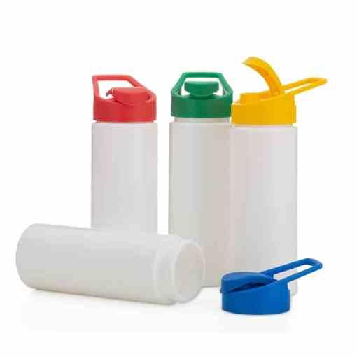 Squeeze Plástico 550ml Personalizados