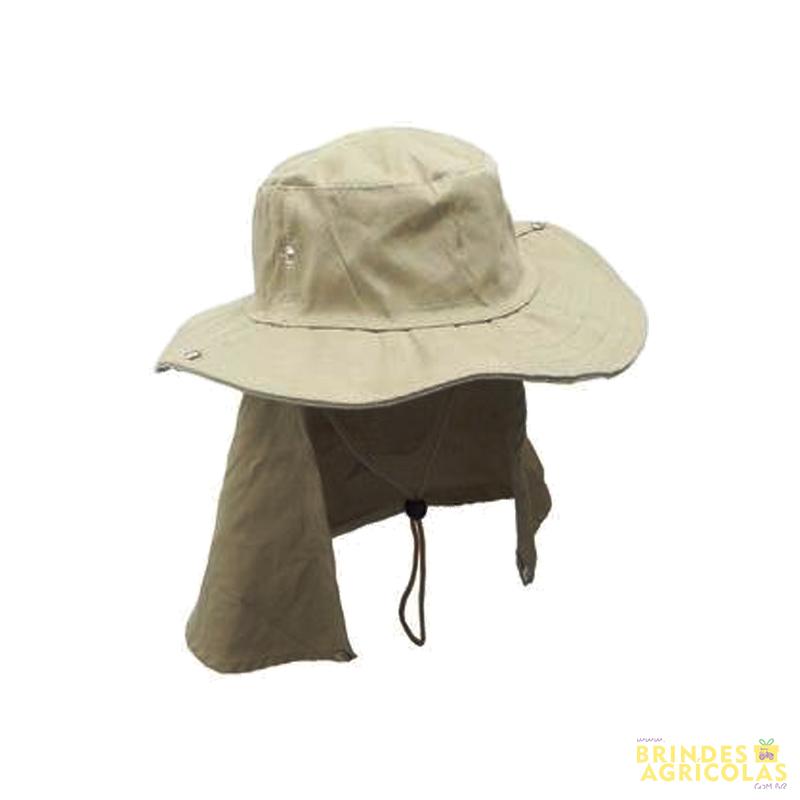 Chapéu Australiano Lona – MOD. 10087 – Brindes Agrícolas 35919417c51