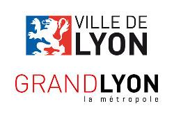 Logos de nos financeurs GRand Lyon et Ville de Lyon