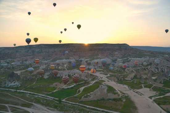 cappadocia with kids