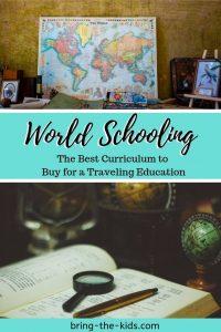 maps and books to teach children, world school