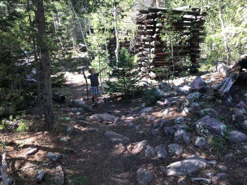 Dry Fork Flume Site