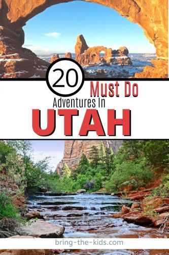 20 must do adventures in Utah