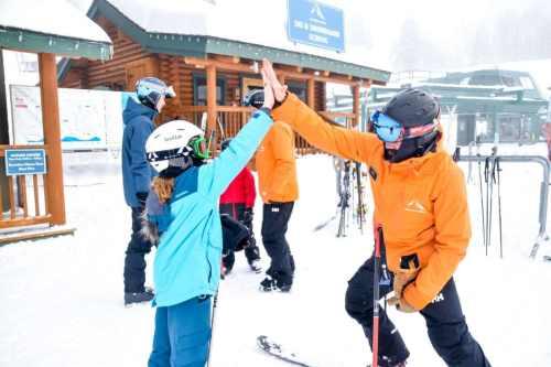 ski school grand targhee
