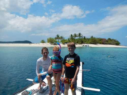 phillipines with kids