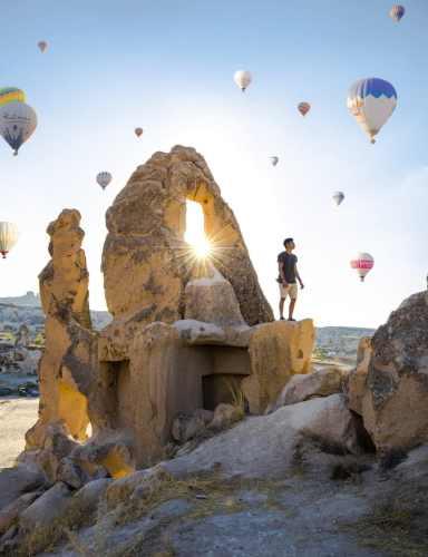 adventure turkey with teens