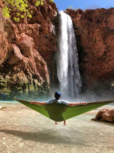 havasupai with teens