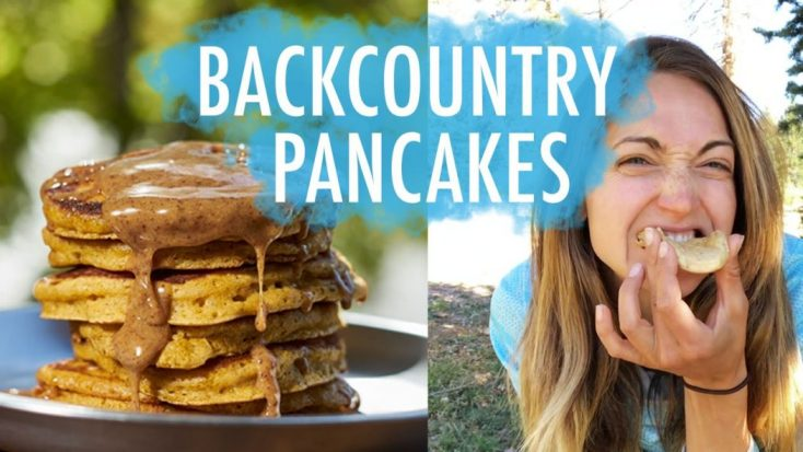 Backcountry Pancakes