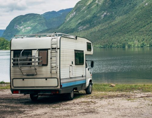 buying a used RV or new