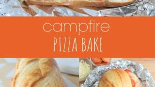 Campfire Pizza Bake