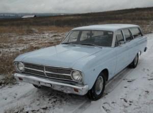 1967 Ford Falcon Wagon | Bring a Trailer
