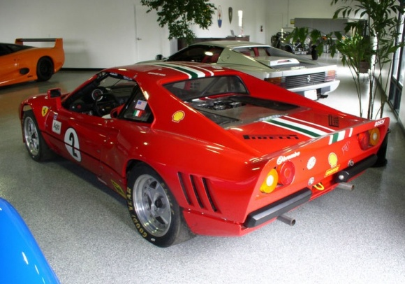 Race Modified 1977 Ferrari 308gtb Bring A Trailer