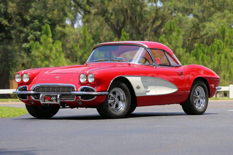 350-Powered 1961 Chevrolet Corvette 4-Speed