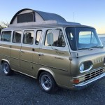 1965 Ford Econoline Travel Wagon Camper For Sale On Bat Auctions Closed On May 15 2019 Lot 18 847 Bring A Trailer