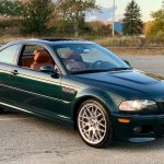 2004 Bmw M3 Coupe 6 Speed For Sale On Bat Auctions Closed On October 25 2019 Lot 24 401 Bring A Trailer
