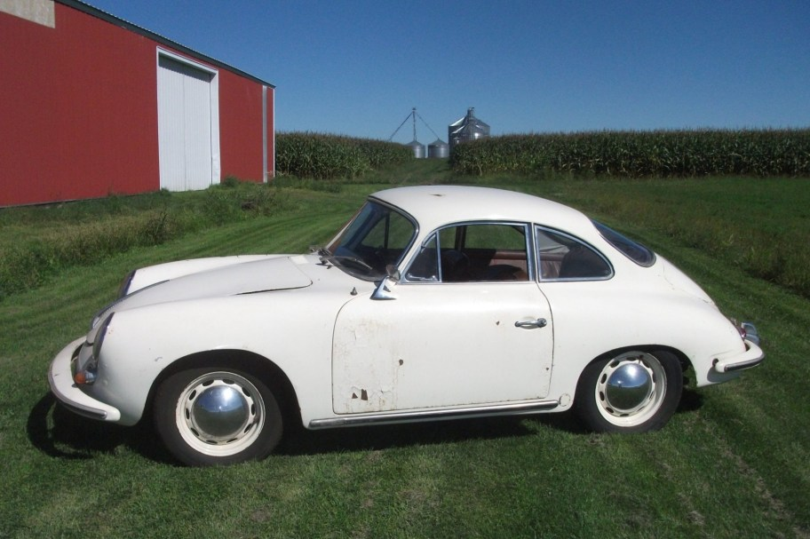 No Reserve: 35-Years-Owned 1963 Porsche 356B Project