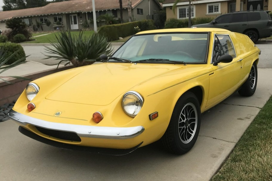 1970 Lotus Europa Series 2