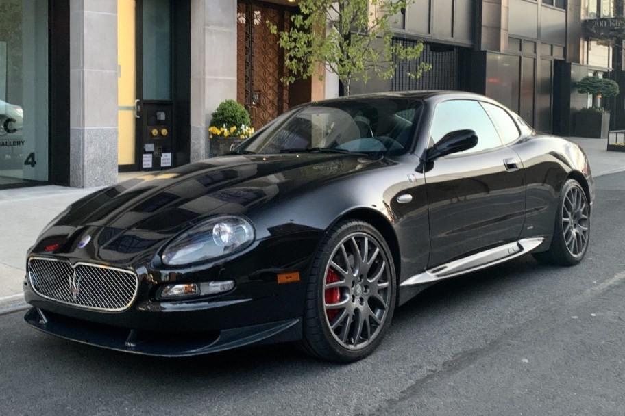 2006 Maserati GranSport MC Victory