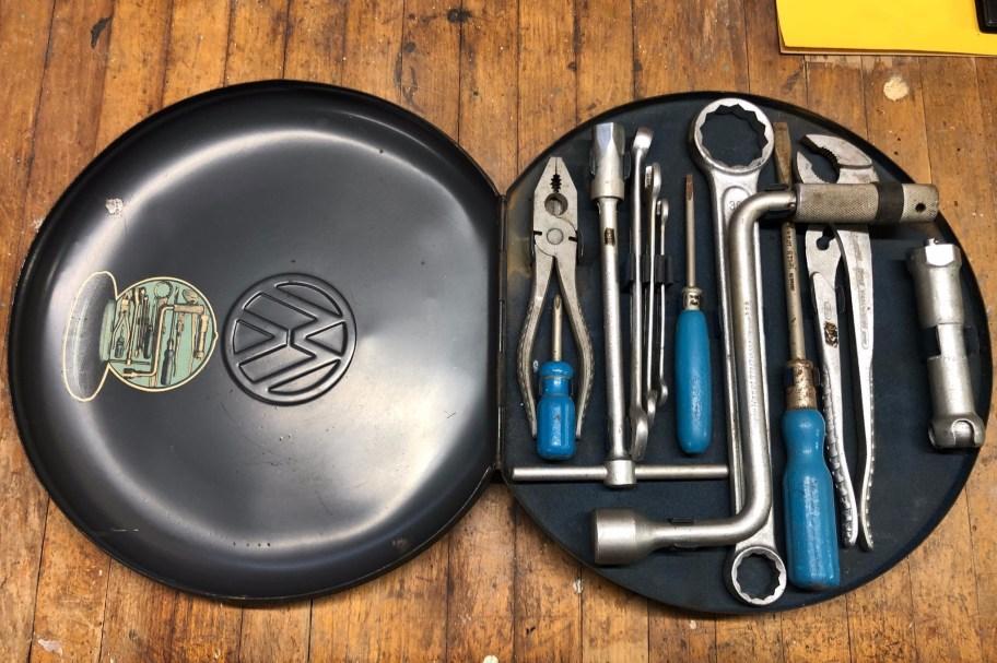 No Reserve: Hazet Volkswagen Tool Kit