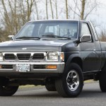 1994 Nissan Hardbody King Cab Xe 4x4 5 Speed Pickup For Sale On Bat Auctions Sold For 15 000 On February 14 2020 Lot 28 036 Bring A Trailer