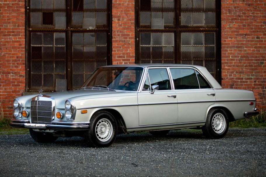 No Reserve: 1971 Mercedes-Benz 300SEL 6.3