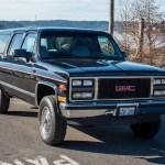 1990 Gmc Suburban 2500 For Sale On Bat Auctions Sold For 15 500 On March 2 2020 Lot 28 535 Bring A Trailer